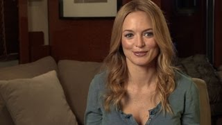Heather Graham - Coming Back & Where We Find Jade - The Hangover Part III