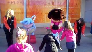 Dora nickelodeon land