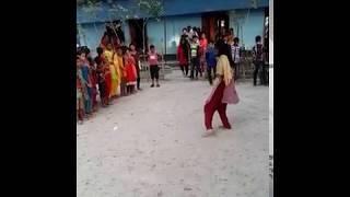 SchoolNagin dance Bagdanga primary school,Jhenidah