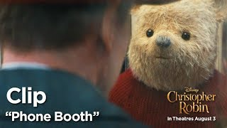"Christopher Robin ""Phone Booth"" Clip"