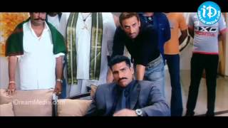 Allari Pidugu Movie   Fight Scene Balakrishna, Mukesh Rishi, Rahul Dev