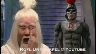 MadTV: The Blind Kung Fu Sword Master Returns