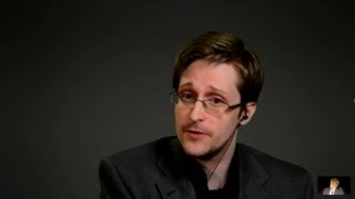 Edward Snowden Live From Russia
