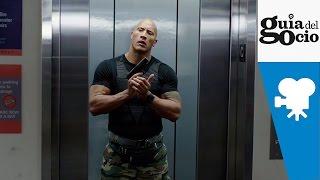 Un espía y medio ( Central Intelligence ) - Trailer 2 español