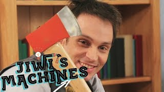 Axe to the Mac | Jiwi's Machines Ep 2 | BEHIND THE SCENES