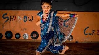 Lavani Dance By | Divya Hindurao |small girl| Choreograph By Sunny Hindurao