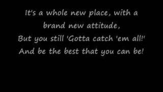Pokemon Johto Journey [Full] w/Lyrics