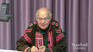 Stanford Lecture: Don Knuth's Christmas Tree Lecture 2017