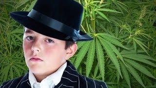 Genius Child Weed Kingpin Caught