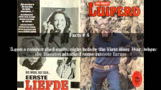 Die Swart Luiperd Top # 6 Facts