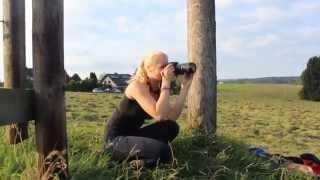 [Follow me around] - Ein Foto-Tag im Stall mit Isa und Sonja || REITTV