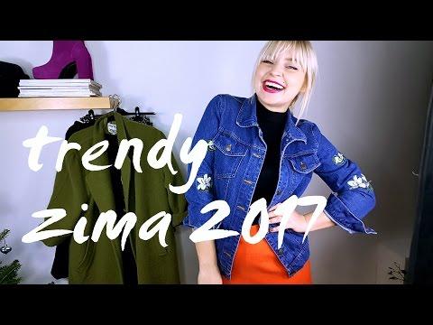 TRENDY ZIMA 2017 ❤ subiektywny wybór najelpszych trendów w modzie wg ThePinkRook