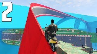 9999% IMPOSIBLE! LA CARRERA MAS DIFICIL DE MOTOS!! - GTA V ONLINE (GTA 5) #2