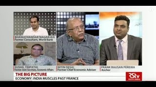 The Big Picture - Economy: India Muscles Past France