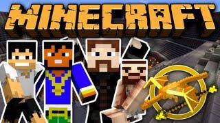 Minecraft Survival Games - Dominamos! (c/ Nioblo, Dudas e Rodra)