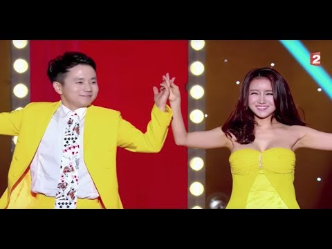 Ellie.K and Jeki Yoo : Quick Change Magic Act
