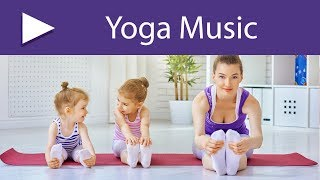 Yoga for Everyone: Yogic Asian Songs, Zen Oasis of Nature Sounds for Babies