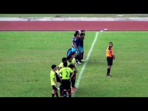 Team Sunway Green vs UniKL MITEC Blue Penalties MASISWA2016 Semi Finals