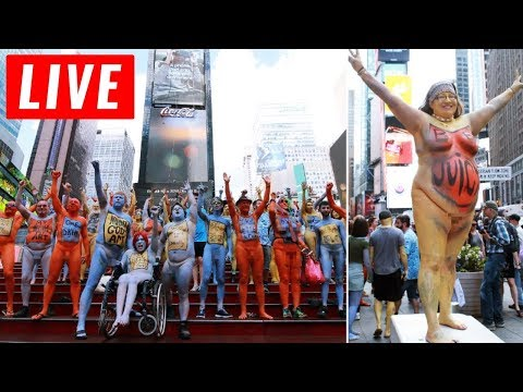 LIVE CAMERA 24 7 Times Square in Midtown Manhattan New York City Live USA Subscribe now
