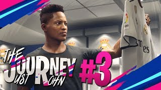 ALEX HUNTER AL REAL MADRID! L'ESORDIO COI BLANCOS! - FIFA 19 THE JOURNEY: CHAMPIONS #3