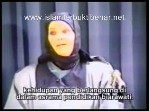 Xxx Mp4 Biarawati Amerika Menjadi Hajjah Aktiv Dakwah Islam Www Islamterbuktibenar Net 3gp Sex