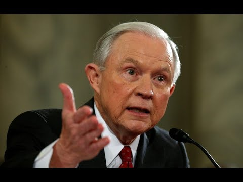 WATCH LIVE Attorney General Jeff Sessions testifies before Senate Intelligence Committee