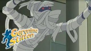 Cartoni animati - Geronimo Stilton - Che fifa felina