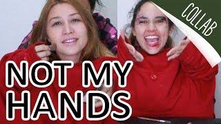 NOT MY HANDS CHALLENGE de Sonia y Arabian | Collab