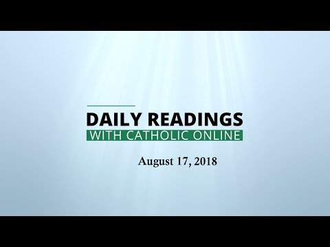 Xxx Mp4 Daily Reading For Friday August 17th 2018 HD 3gp Sex