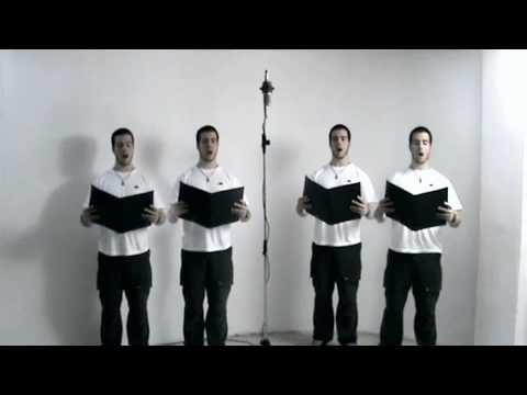Tielman Susato - Cum Decore (One Man Choir)