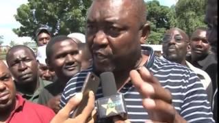 Mazishi ya Mwanamuziki Shaban Dede
