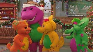 🎅 Barney Has A Letter For Santa