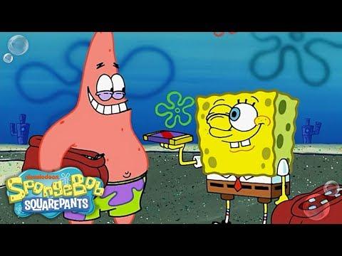 Xxx Mp4 SpongeBob Patrick 🍫 Chocolate W Nuts 🥜 In 5 Minutes Nick 3gp Sex