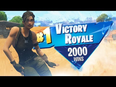 Perfect Game For 2 000 Fortnite WINS