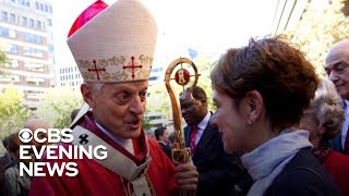 Pope Francis accepts Cardinal Wuerl