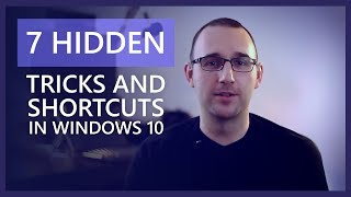 7 Hidden Windows 10 Tips and Tricks