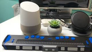 Test Google Home Nouvelles Applications [ BLIND TEST] Match Musique Et Darty En Direct !