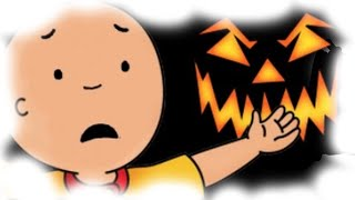 Caillou Full Episodes 🎃  HAPPY HALLOWEEN - 30 Mins - Cartoons for Children | #CaillouHolidayFun