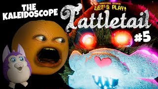 Annoying Orange Plays - Tattletail #5: THE KALEIDOSCOPE