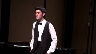 Paul Sings Sinatra - October 23, 2012