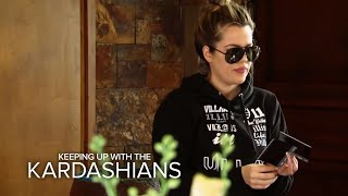 KUWTK | Kim, Khloé, & Kylie Involved in Car Accident in Montana | E!