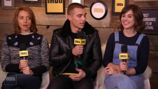 Alison Brie, Dave Franco, Aubrey Plaza & Cast Talk About 'The Little Hours' | IMDb EXCLUSIVE