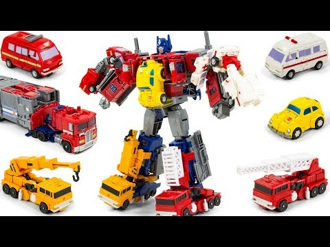Xxx Mp4 Transformers Bumblebee Ironhide Ratchet Optimus Prime Grapple Inferno Combine Vehicle Robot Toys 3gp Sex