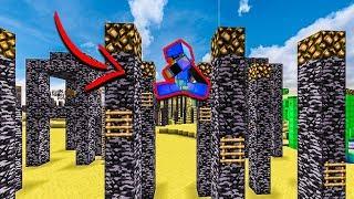 ZACZYNAM SIĘ BAĆ TEJ MAPY!! Minecraft Just Jump #4