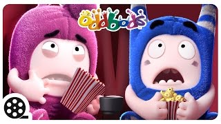 Oddbods: MOVIE JUNKIE | Funny Cartoons For Children | The Oddbods Show