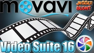 Movavi How To Use Video Suite 16 | Movavi 16 Overview