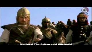 Before the war of Ayn Jalut between Muslims and Mongols - HD