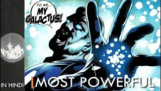 Top 10 Most Powerful Marvel Characters | Explained In HINDI | Marvel Comics