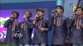 Karthika Masamulo Song - K.J.Yesudas Performance in ETV Swarabhishekam - ETV Telugu