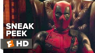 Deadpool Official Sneak Peek #1 (2016) - Ryan Reynolds Movie HD
